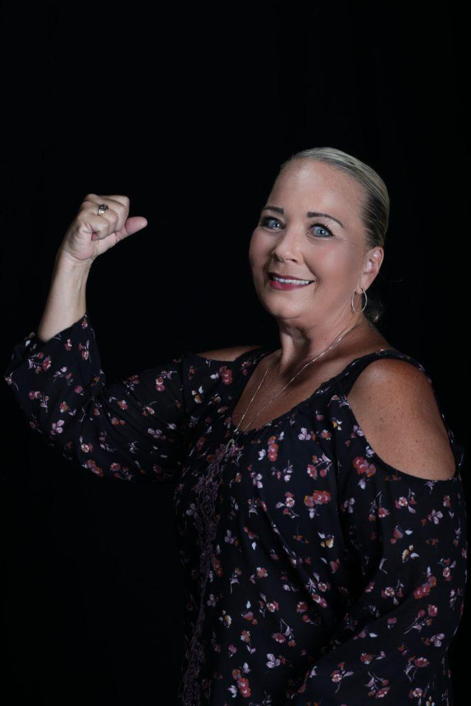 Survivor Angela Eves